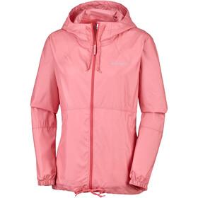 Columbia Flash Forward Naiset takki , punainen
